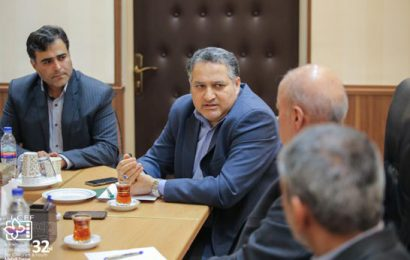 Tabesh in a Meeting With Isfahan Governor: A New Perspective in Children Film Can Help to Create New Streams in Cinema