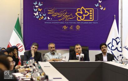 Tabesh: 44 countries ready to attend in Int'l Film Festival for Children and Youth in Isfahan