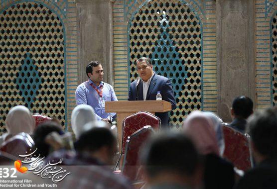 Cinema ground for int'l talks, peace: Iranian Festival director