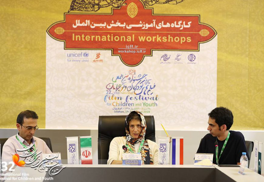 Director explains Cannes film market to Iranian audience