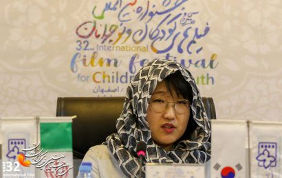 Envoy calls on Iran, S.Korea cinemas for children co-production
