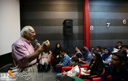 Iran's cinema of kids in need of int'l exchanges