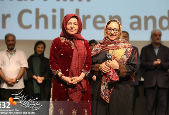 Children's film elites honored at International Film Festival for Children and Youth