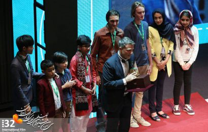 Iran's children film fest closes with award ceremony