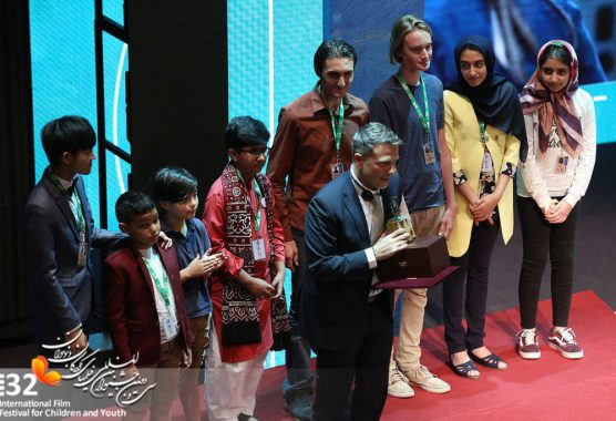 Iran's children film fest closes with award ceremony