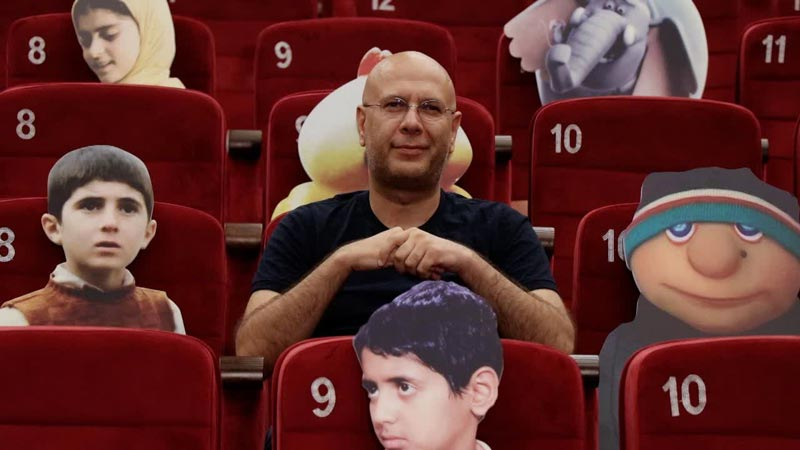 Mohammad Bahrani, the Famous Iranian Voice Actor: 'Children Cinema, the Most Money-Making Industry'
