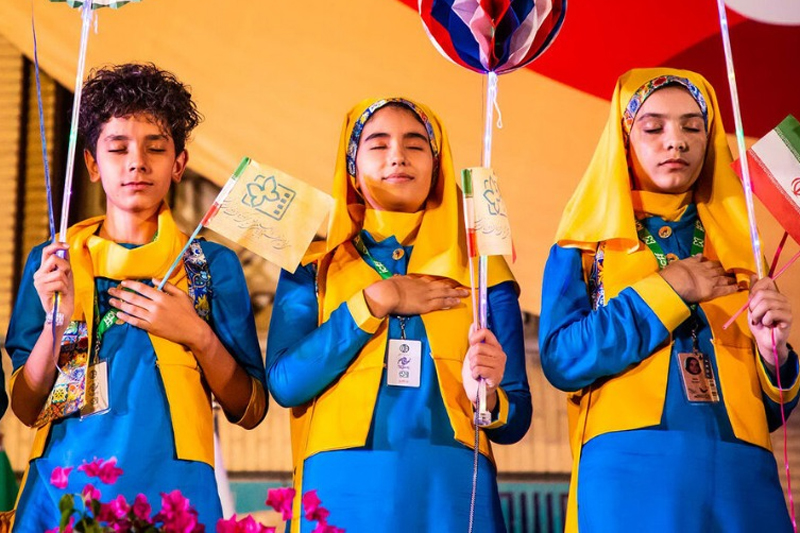 33rd ICFF Iranian Child Jury Members to Sign Up Nationwide
